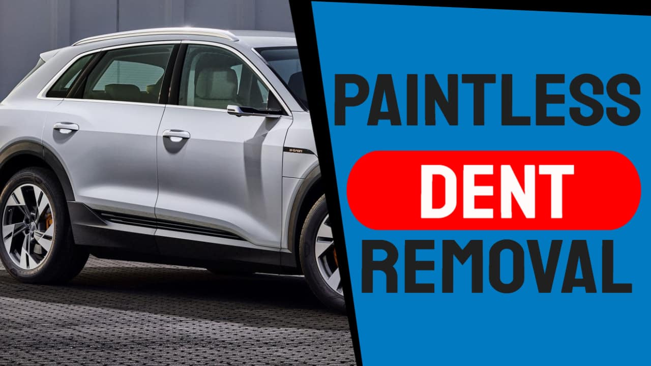 How to Remove Fender Dent