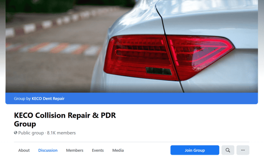 KECO Collision Repair & PDR Group