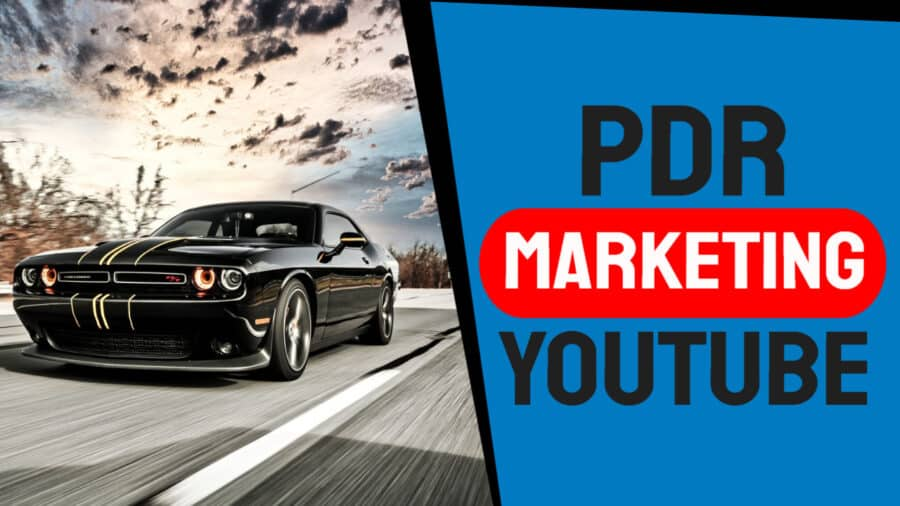Marketing Tools for PDR Businesses YouTube Videos